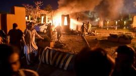 Serangan Bom Mobil Taliban di Hotel Pakistan Tewaskan 4 Orang