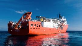 Deret Kapal Asing, Termasuk dari India Cari KRI Nanggala