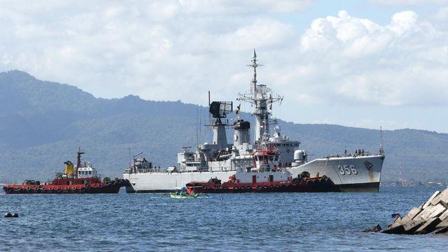 Angkatan Laut India mengerahkan kapal selam penyelamat kapal selam untuk membantu operasi pencarian KRI Nanggala-42 yang hilang kontak pada Rabu (21/4).