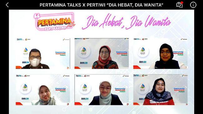 PT Pertamina (Persero) mendukung penuh langkah pekerja yang tergabung dalam Perempuan Pertamina Tangguh Inspiratif Wibawa Integritas (PERTIWI).