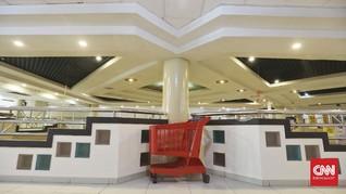 FOTO: Redupnya Pamor Blok M Mall di Tengah Pandemi Corona