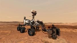 Robot NASA Berhasil Bikin Oksigen di Mars