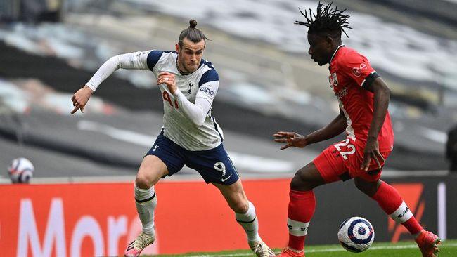 Tottenham Hotspur menang 2-1 ketika menjamu Southampton pada matchday ke-33 Liga Inggris di Stadion Tottenham, Kamis (22/4) dini hari waktu Indonesia.