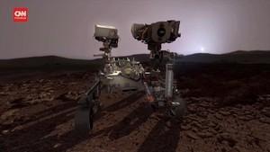 VIDEO: Robot NASA Sukses Buat Oksigen di Mars