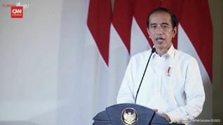 VIDEO: Jokowi Prioritaskan Keselamatan 53 Awak KRI Nanggala