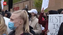 VIDEO: Warga Ohio Demo Usai Penembakan Remaja Kulit Hitam