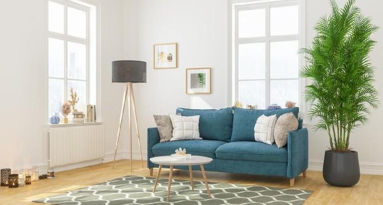 Aturan desain utama untuk ruang tamu minimalis tidak boleh sembarangan dilakukan. Simak Bun, tips mendekorasinya.