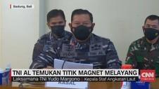 VIDEO: TNI AL Temukan Titik Magnet Melayang