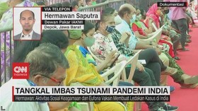VIDEO: Tangkal Imbas Tsunami India