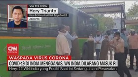 VIDEO:  WN India Dilarang Masuk Indonesi