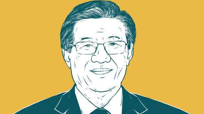 Pengusaha Prajogo Pangestu didapuk menjadi orang terkaya ketiga di Indonesia. Kekayaannya yang mencapai Rp91 triliun berasal dari bisnis petrokimia.