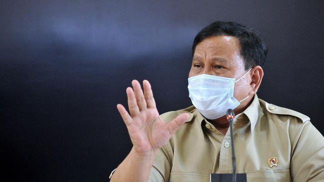 Selain Jokowi, Menhan Prabowo janjikan beasiswa bagi anak para awak KRI Nanggala-402