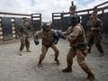FOTO: Babak Belur Marinir Perempuan AS kala Latihan Tempur