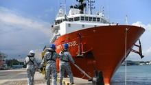 Tilik Kuat Militer Singapura, Pemilik Kapal Selam Penyelamat