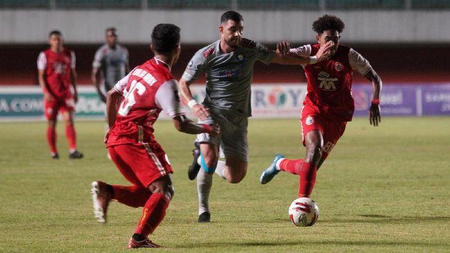 Pelatih Persija Sudirman mengungkap peran Bambang Pamungkas saat Macan Kemayoran mengalahkan Persib pada leg pertama final Piala Menpora 2021.