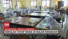 VIDEO: Sekolah Tatap Muka Di Bulan Ramadan