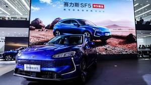 Mengenal Mobil Pertama dengan Teknologi Buatan Huawei
