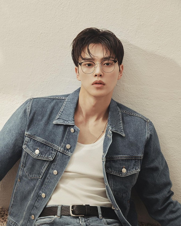 Song Kang ulang tahun