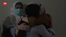 VIDEO:  Isak Tangis Istri Komandan KRI Nanggala-402
