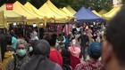 VIDEO: Bazar Ramadan di Malaysia Dibuka Kembali