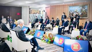 China Harap ASEAN Tolak Kesepakatan Kapal Selam Nuklir AUKUS
