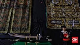 FOTO: Belajar Sejarah Islam di Pameran Artefak Nabi Muhammad