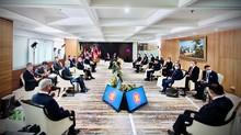 AS Desak ASEAN Lebih Keras Hadapi Junta Militer Myanmar