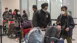 Imigrasi Mulai Tolak Warga Asing Pelaku Perjalanan dari India