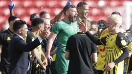 Watford Ikuti Jejak Norwich City Promosi ke Liga Inggris