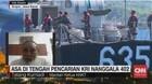 VIDEO: Asa di Tengah Pencarian KRI Nanggala 402