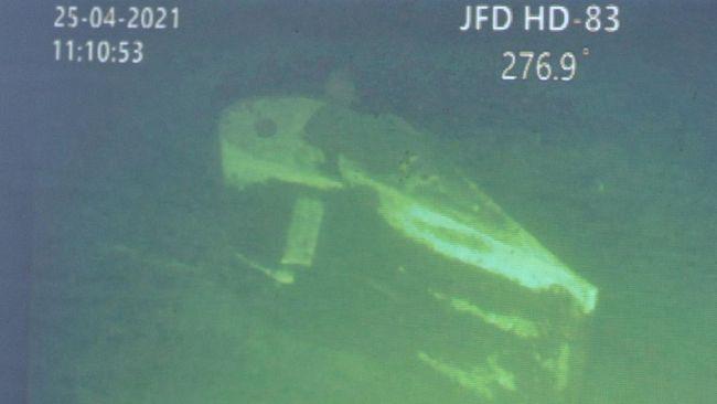 Evakuasi KRI Nanggala-402, yang memiliki torpedo, dinilai tak membahayakan selama tak terpicu.