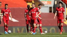 Burnley vs Liverpool, Momen The Reds ke Liga Champions