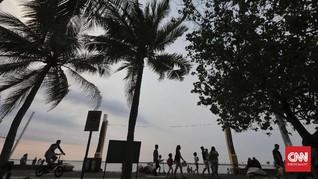 DPR Minta Jokowi Tutup Tempat Wisata Saat Ada Larangan Mudik