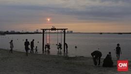 Daerah Dekat Zona Merah di Jateng Wajib Tutup Tempat Wisata