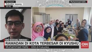 VIDEO: Ramadan di Kota Terbesar di Kyushu