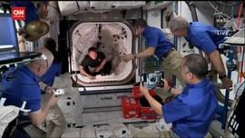 VIDEO: SpaceX Berhasil Antar Crew-2 ke ISS