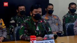 KKB Dicap Teroris, Panglima-TNI Cek Keamanan Jelang PON Papua