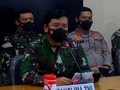 VIDEO: Haru Panglima TNI Umumkan Gugurnya Awak KRI Nanggala