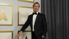 Man Bun, Cepol Rambut Brad Pitt yang Bikin Geger Warganet