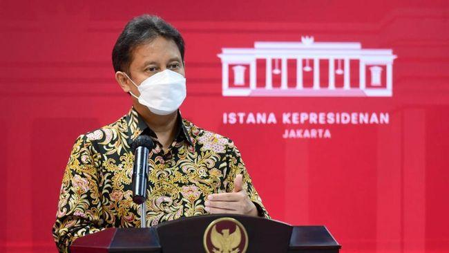 Menkes Budi menyebut varian corona dari India dan Afrika Selatan masuk ke Indonesia. Dua kasus varian India terdeteksi di Jakarta dan satu varian Afsel di Bali.
