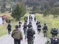 2 Anggota Satgas Nemangkawi Terluka dalam Baku Tembak KKB