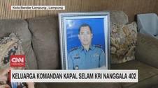VIDEO: Sosok Komandan Kapal Selam KRI Nanggala 402