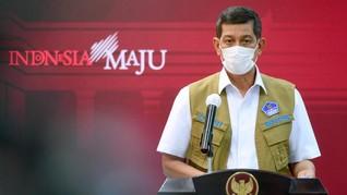 Doni Monardo: 17 Persen Rakyat Indonesia Tak Percaya Covid-19