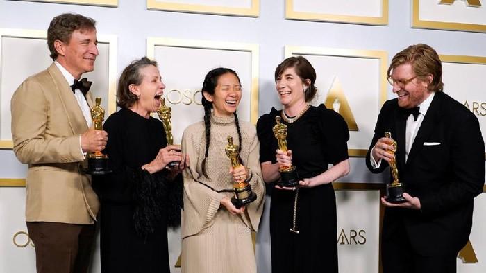 Selamat, Nomadland Raih Best Picture! Ini Daftar Lengkap Pemenang Piala Oscars 2021