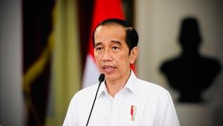 Aturan Baru PPKM Level 4: Jokowi Izinkan Usaha Kecil Dibuka