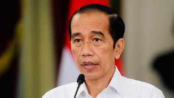 Jokowi: TWK Tak Jadi Dasar Berhentikan 75 Pegawai KPK