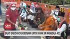 VIDEO: Salat Gaib & Doa Bersama Untuk Awak KRI Nanggala 402