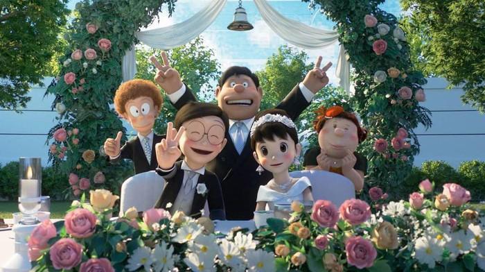 Siapin Tisu, 5 Fakta Menarik Film Stand by Me Doraemon 2 Ini Bikin Haru