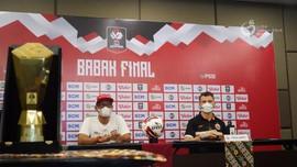 Persija Mulai Cari Pelatih untuk Pengganti Sudirman