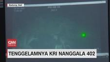 VIDEO: Tenggelamnya KRI Nanggala 402